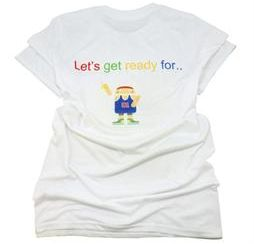 T-shirt Well-being Week Google