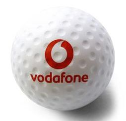 Pallina da golf antistress Vodafone