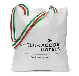 Shopping bag Internazionali di tennis per Le Club Accorhotels