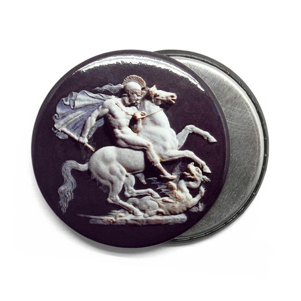 58a414a4a7 Magnete personalizzato per il Museo della Zecca di Roma