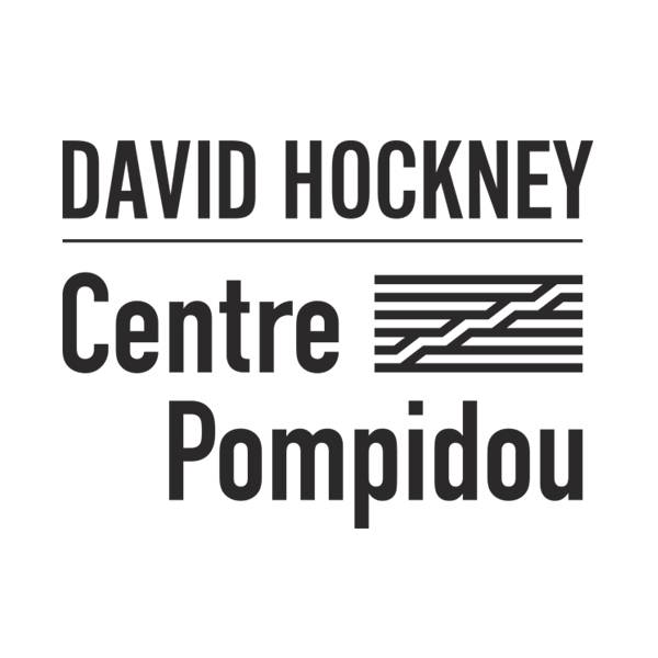 David Hockney - Centre Pompidou